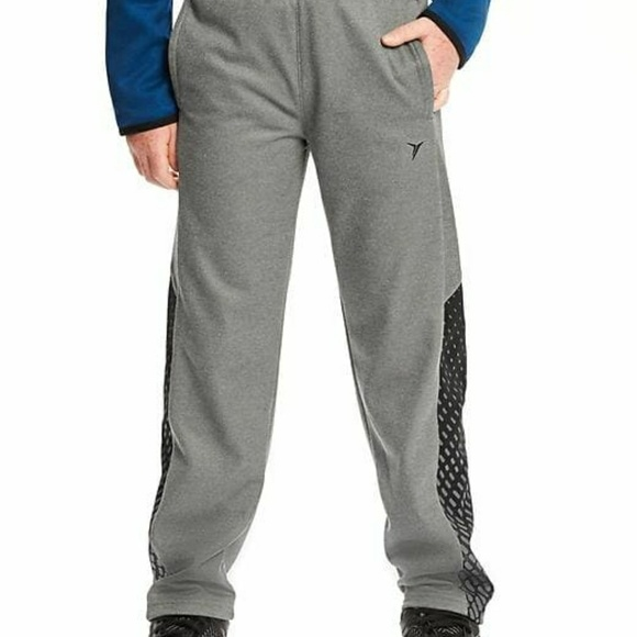 dbee246eab Boys Old Navy Go Dry Tech Fleece Pants M(8)